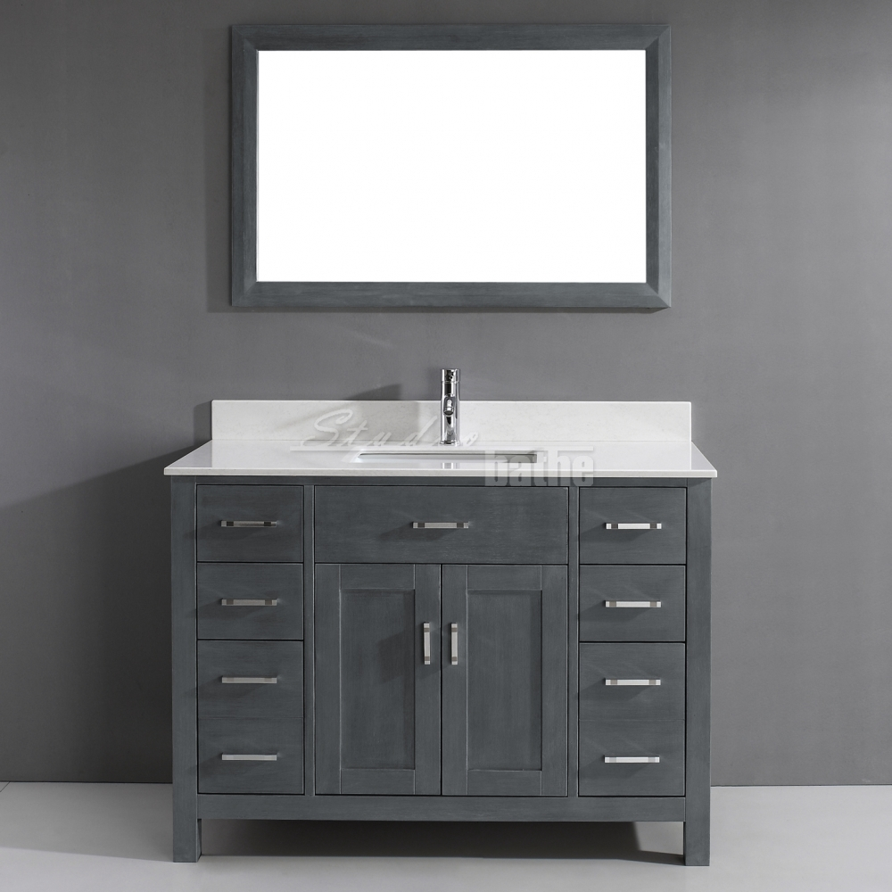 30 Fantastic Grey Wood Bathroom Furniture Eyagcicom
